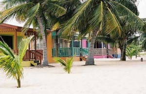 Tradewinds Standard Cabanas placencia Belize