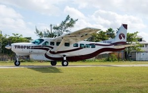 Fly to Placencia