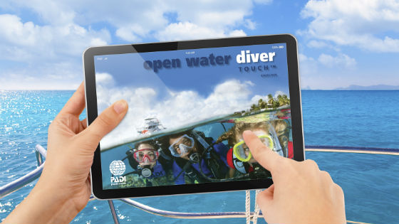 PADI eLearning Open Water